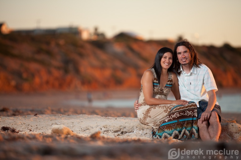 Luke and Christine